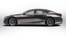 New Lexus LS revealed