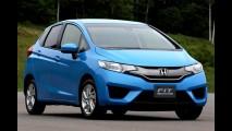 Honda Fit chega a 500 mil unidades produzidas no Brasil