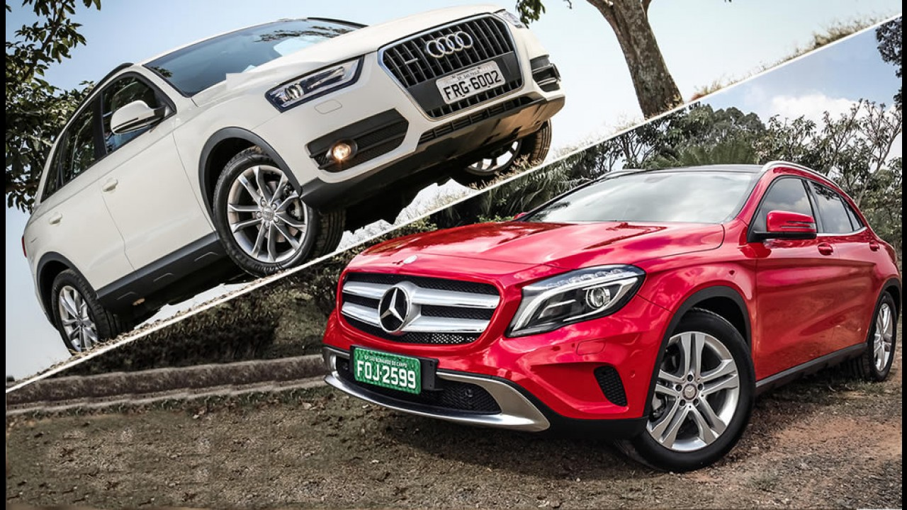 Mercado premium: Mercedes bate recorde, supera Audi e encosta na BMW