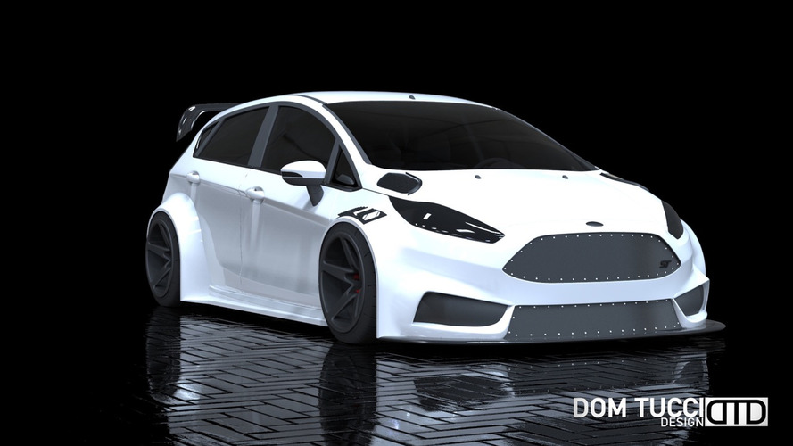Ford Hatchback SEMA