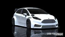 Ford Hatchback SEMA
