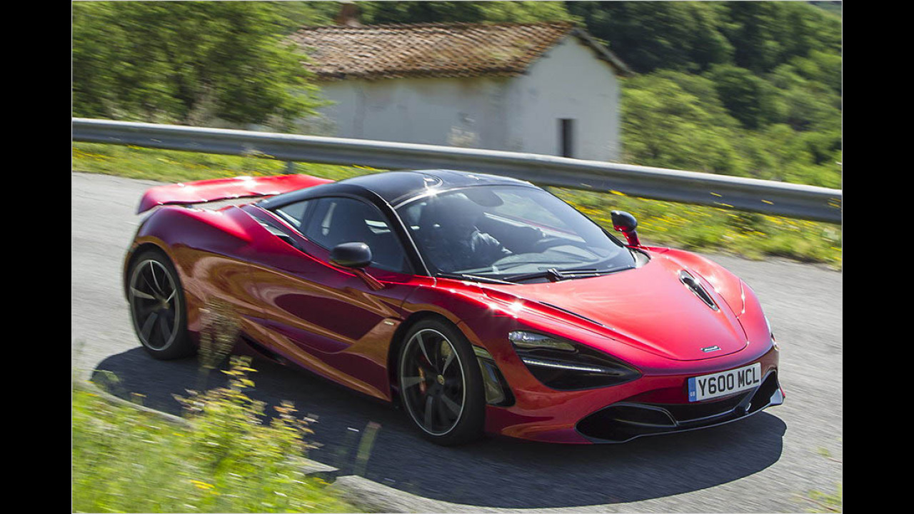 Women's World Dream Car of the Year 2017: McLaren 720S