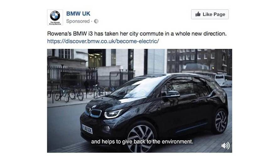 BMW i3 ad banned by watchdog for misleading consumers