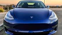 2018 Tesla Model 3 essai par Inside EVs