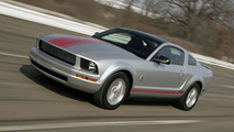 2009 Ford Mustang Warriors in Pink Edition