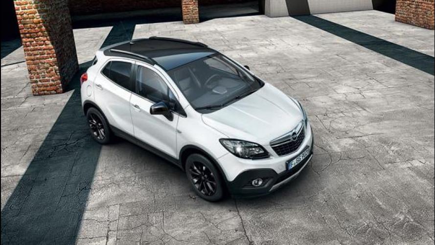Opel Mokka b-Color, la livrea alla moda
