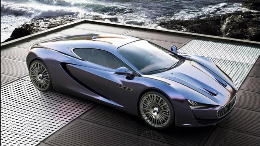 Maserati, una sportiva per sfidare la Cayman