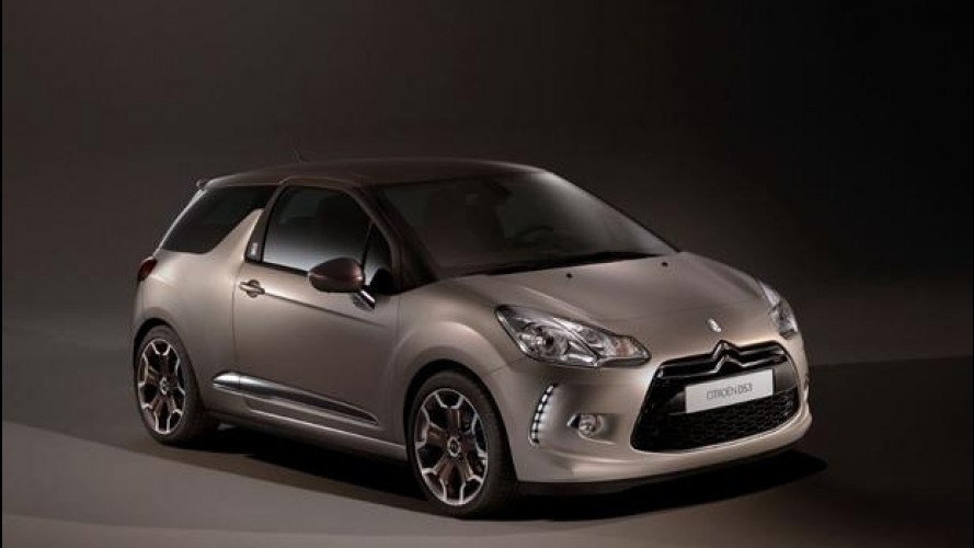 Citroen DS3 DS World Paris, eleganza tutta francese
