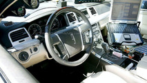 Lincoln MKS Spy Photos - Interior