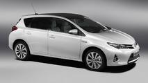 2013 Toyota Auris Hybrid 20.08.2012