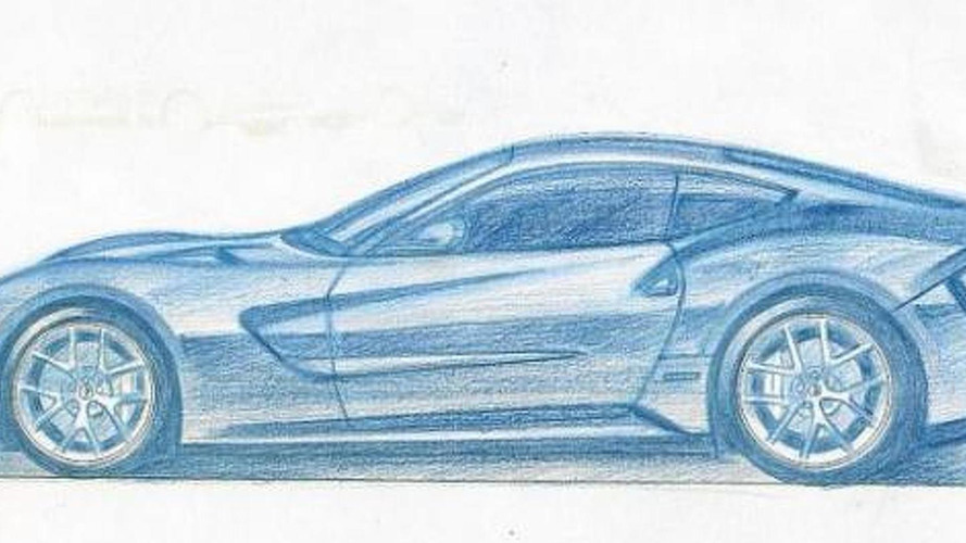 Ferrari 620 GT to be revealed 22nd February, alleged rear image caught