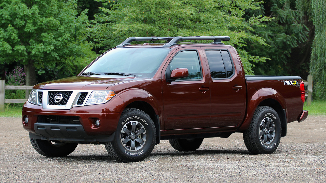 review 2016 nissan frontier pro 4x. Black Bedroom Furniture Sets. Home Design Ideas