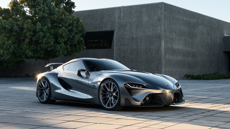 400 lóerő fölötti teljesítménnyel és V6-os turbómotorral érkezhet a Toyota Supra