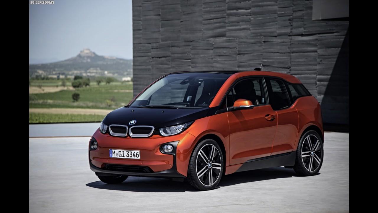 Makyajlı i3 BMW satışlarını artıracak