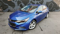 2017 Chevrolet Cruze Hatchback: First Drive CA