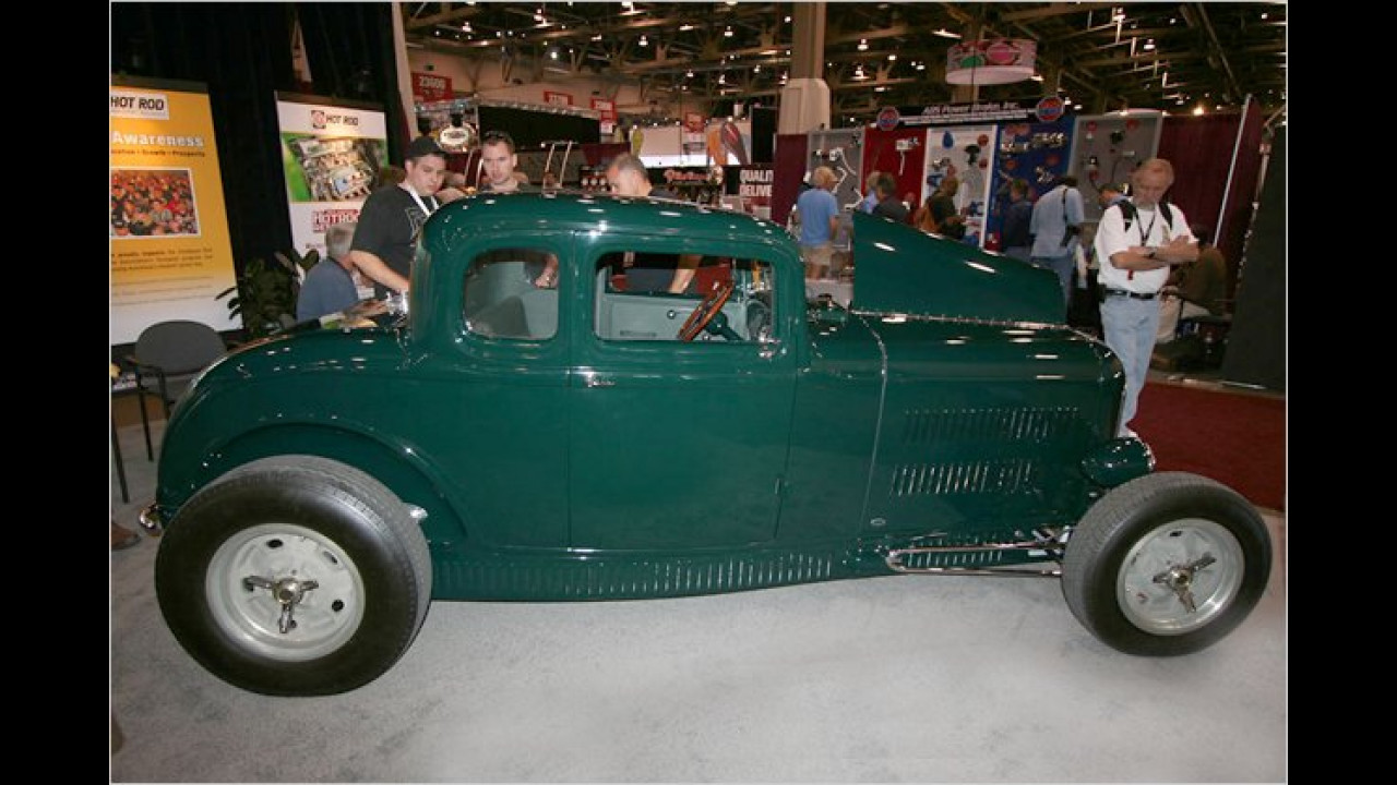 1932er-Ford Coupé 5-Window