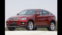 Tiefer gelegt: BMW X6