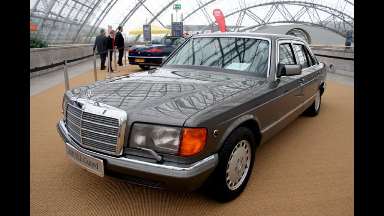 Mercedes-Benz S-Klasse (1983) von Helmut Kohl