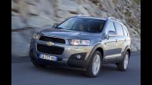 Nuova Chevrolet Captiva