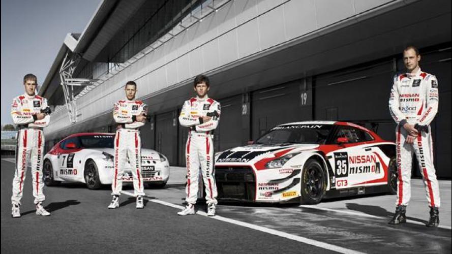 Nissan GT Academy 2014, la sfida è sempre più internazionale