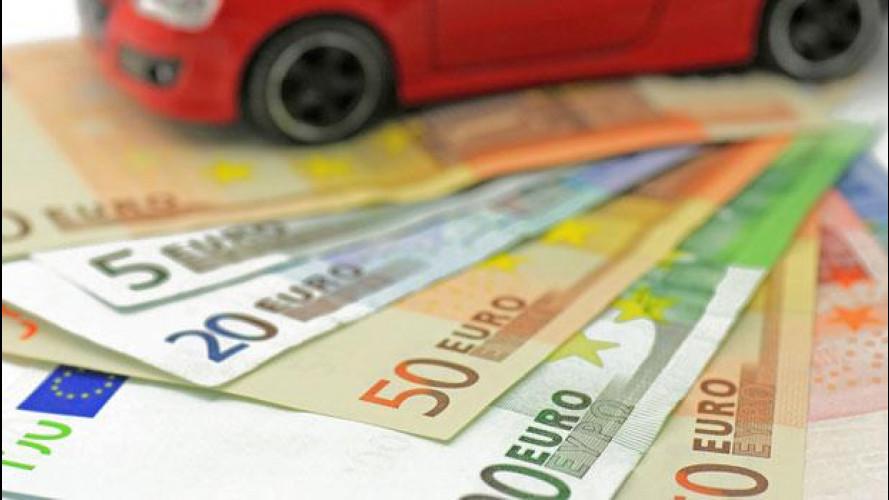 Incentivi auto 2013: tante le cose che non vanno