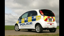 Mitsubishi I-Miev per la polizia Inglese