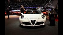 Alfa Romeo al Salone di Ginevra 2015