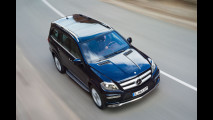 Nuova Mercedes GL
