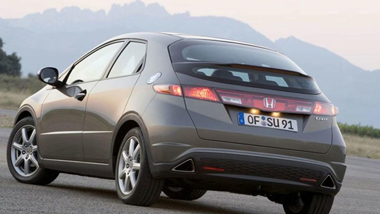 New Honda Civic for Europe | Motor1.com Photos