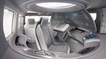Nissan Terranaut Interior