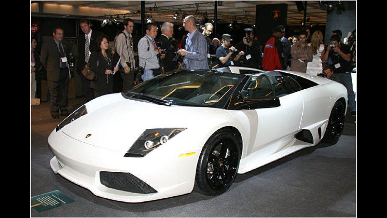 Lamborghini Murcièlago LP640 Roadster (L.A. 2006)