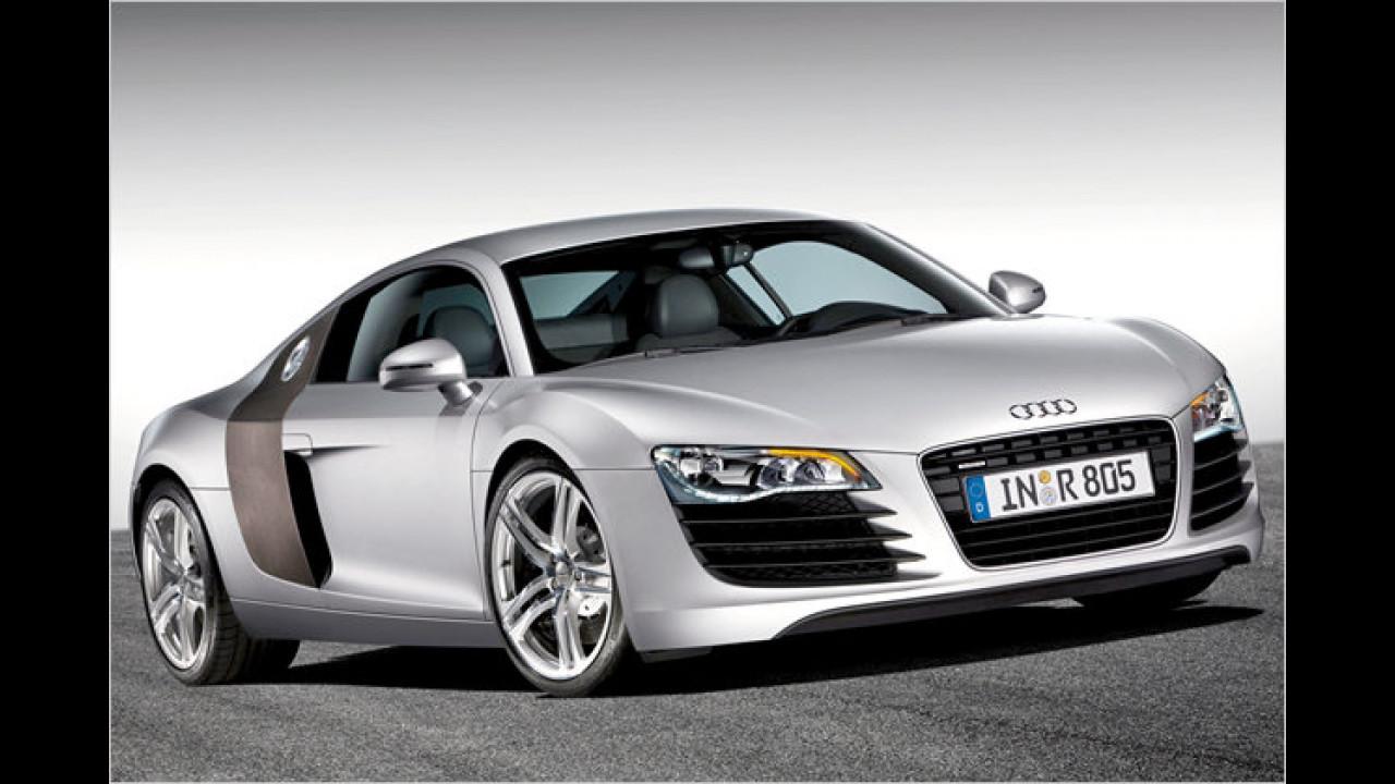 Audi R8: Die Serie ist da