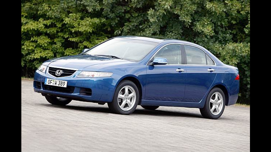 Honda: Accord Diesel und Civic IMA ab jetzt im Handel