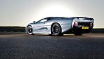 Jaguar XJ220 25 years