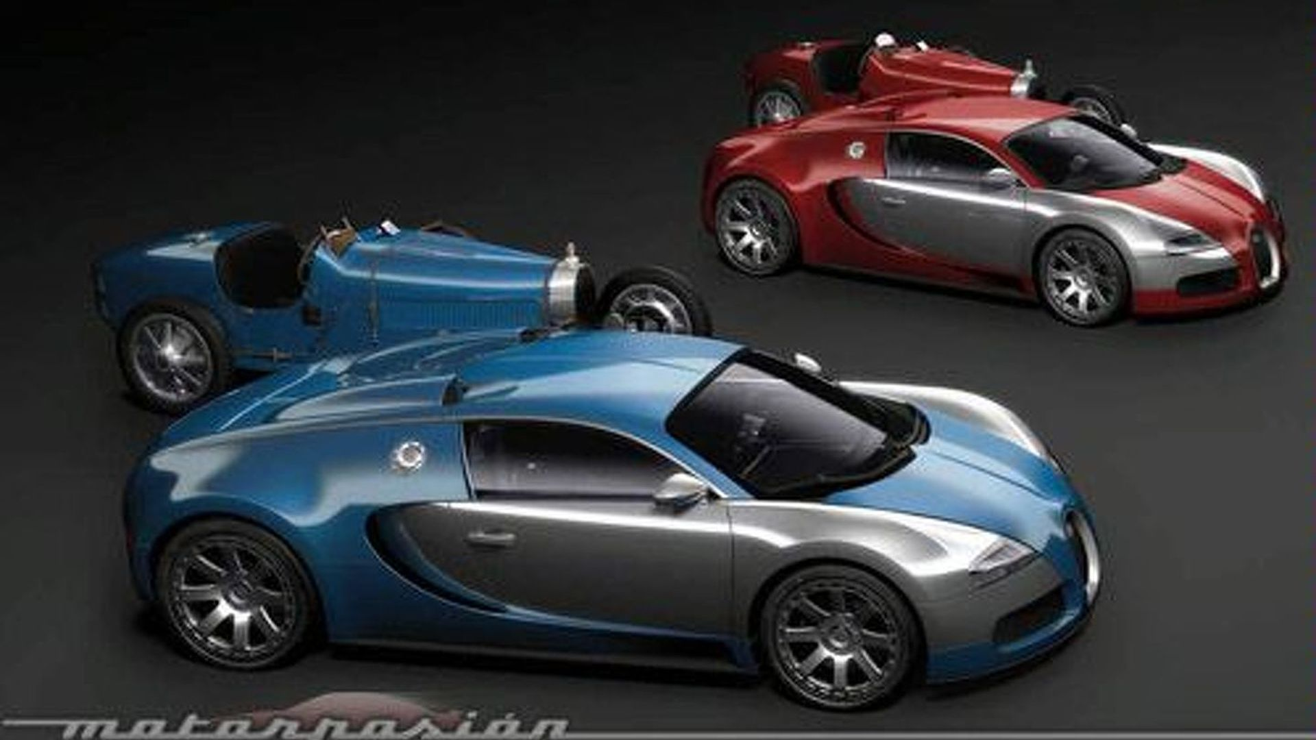 Bugatti centenaire images surface ahead of debut product 2009 04 22 19 11 26