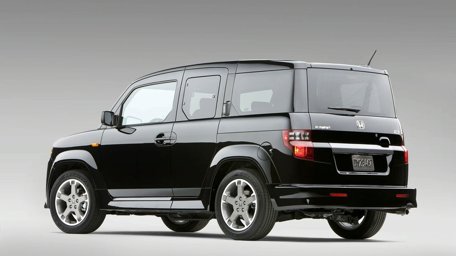 Honda axes the Element