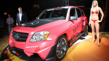 Mercedes-Benz GLK Pikes Peak Rally Racer
