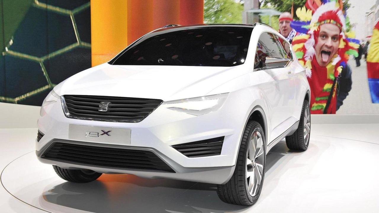 Seat IBX Concept live in Geneva