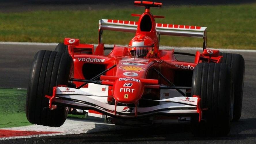 Schumacher would have raced third Ferrari - Gene