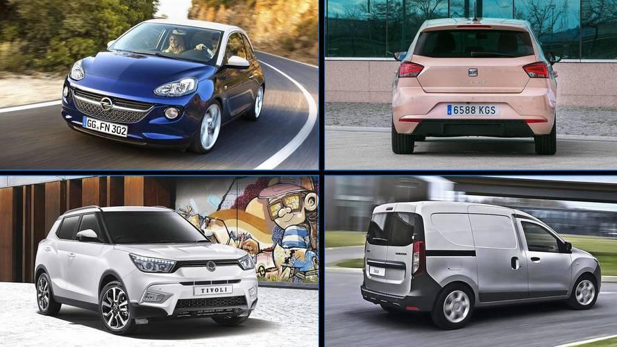 10 coches con tecnología bifuel: ecológicos y con mucha autonomía