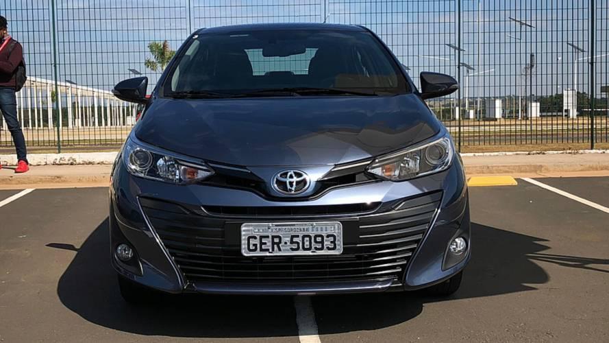 Toyota Yaris 2019 - Brasil