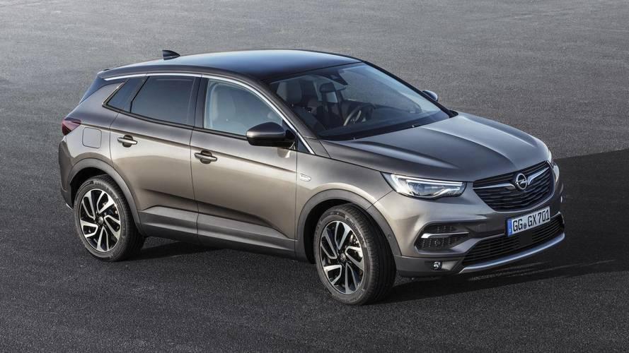 Opel Grandland X , PSA'nın 1.5 dizeline kavuşacak