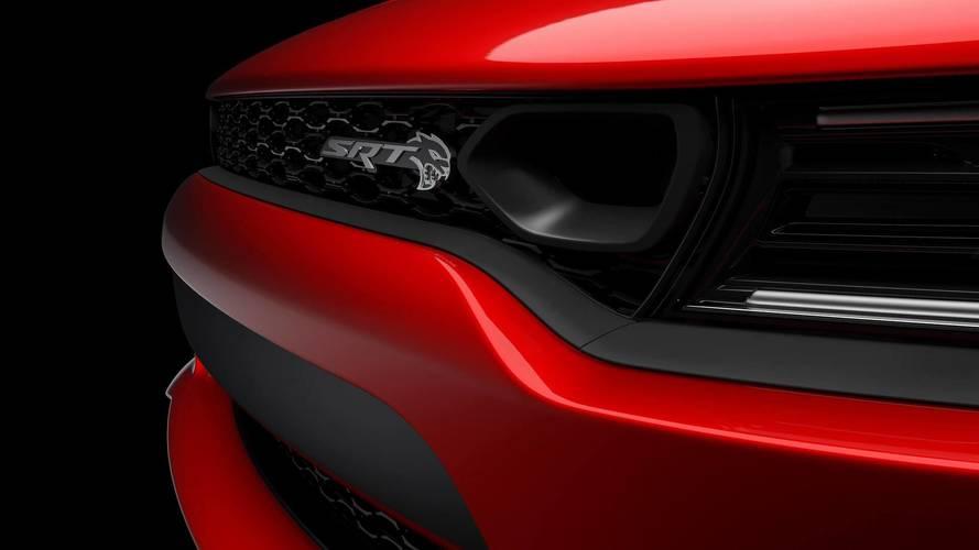 Vadonatúj hűtőráccsal jön a Dodge Charger SRT Hellcat