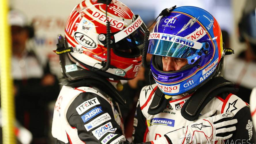 """Alonso: """"Todo el mérito ha sido de Nakajima, ha hecho una vuelta extraordinaria"""""""