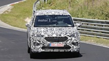 2019 SEAT Tarraco spy photo
