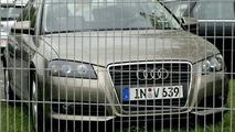 Audi A3 Facelift Spied