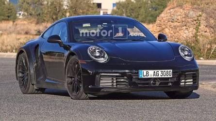Álca nélkül látható a vadonatúj Porsche 911?