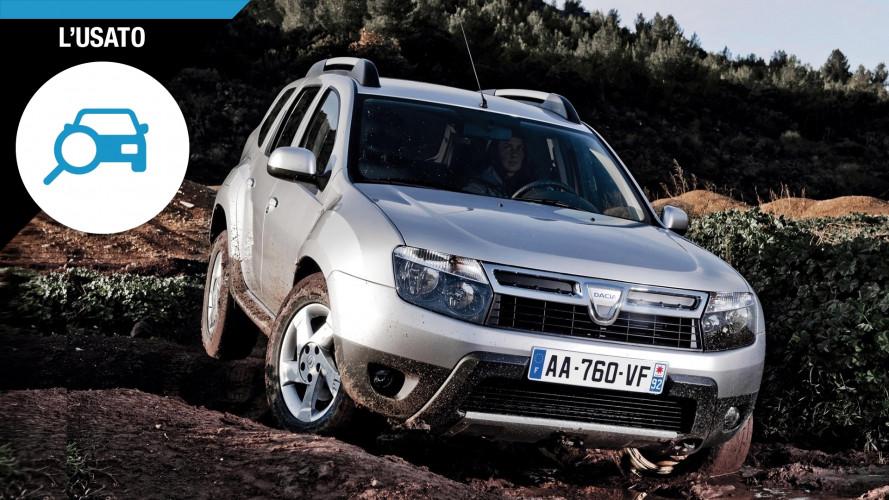 Dacia Duster, l'usato a meno di 10.000 euro
