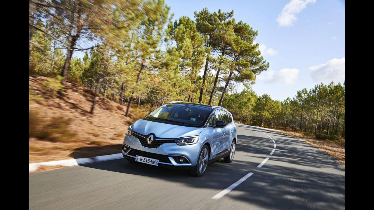 Nuova Renault Grand Scenic