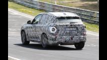 Niova BMW X3 M, le foto spia